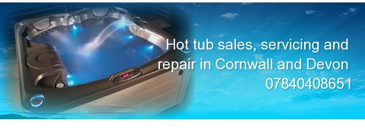 Hot Tub Repair Service : Home hot tub spa service services repairs repair cornwall